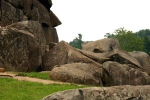 Devil's Den at Gettysburg © Rkudasik | Stock Free Images & Dreamstime Stock Photos