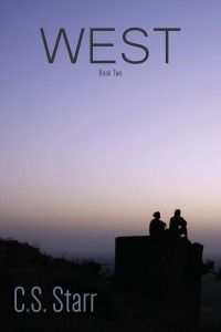 Book Cover - West V1